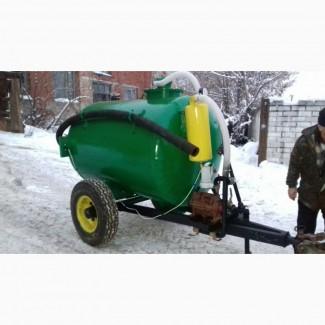 ЖЗВ-2 Машина, бочка для внесения жидкого навоза, жидких органических удобрений