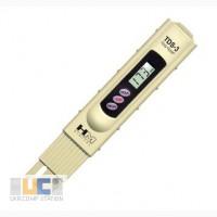 Портативный анализатор качества воды TDS (ТДС) метр TDS-3 М ( солемер )