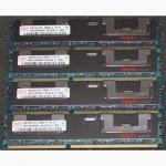 Продам серверную память 2Gb / 4Gb PC3-10600R DDR3 1333MHz ECC REG