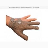 Кольчужная перчатка трехпалая Niroflex 2000, защита рук