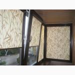 Рулонные шторы, тканевые роллеты