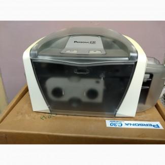 Принтер FARGO Persona C30 для перчати на пластиковых картах