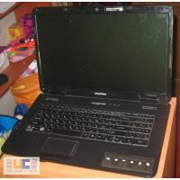 Нерабочий ноутбук eMachines G630 на запчасти