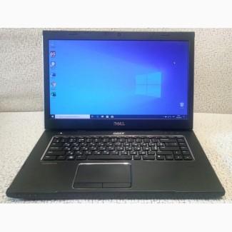 Игровой 4 х ядерный ноутбук Dell Vostro 3550 (Core i5, 4ядра, 6гиг, 3часа)