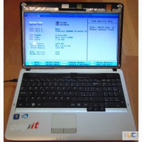 Материнская плата ноутбука Samsung RV510 с процессором Intel T3500 (2, 1Ghz)