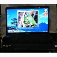 Большой, игровой ноутбук Acer Aspire 7735ZG в идеальном состоянии