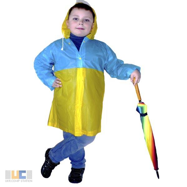 Фото 4. Виниловые детские дождевики плотные