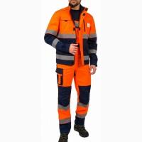 Костюм дорожного рабочего Orangelight