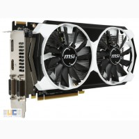MSI PCI-Ex Radeon R7 370 2048MB GDDR5 (256bit) (970/5600) (2x DVI, HDMI, DisplayPort)
