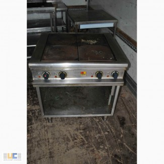 Плита 4-х конфорочная электрическая бу Kogast T47/P