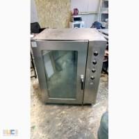 Конвекционная печь бу 10 уровней 600х400 Smeg Alfa 341XM