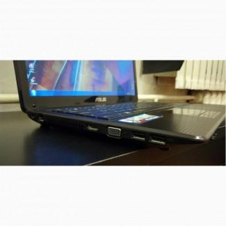 Продам большой 4-х ядерный ноутбук Asus X72F