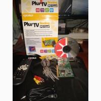 Аналоговый ТВ-тюнер с радио PCI