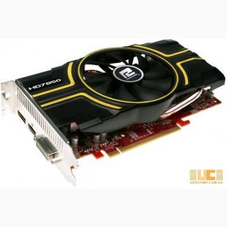 Видеокарта PowerColor HD7850 1GB GDDR5