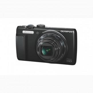 Фотоапарат Olympus SH-21 сенсорный дисплей