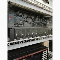 Матрица звуковая AUDAC MTX88 8-зонный матричный коммутатор с 2-мя входами