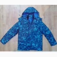 Куртка охранника утепленная Орион
