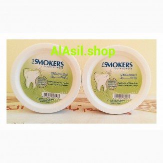 Eva Smokers tooth powder with menthol 45 gm