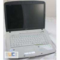 Нерабочий ноутбук Acer Aspire 5715Z на запчасти