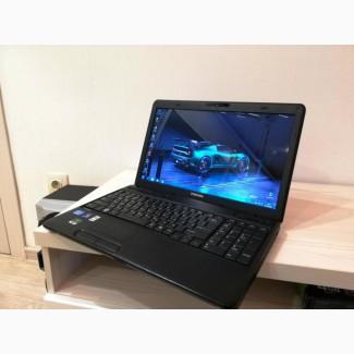 Игровой ноутбук Toshiba Satellite C660 для требовательных игр