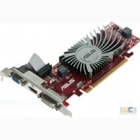 Продам видеокарту Asus PCI-Ex Radeon HD5450 1Gb DDR3 SILENT