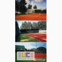 Строительство крытых и открытых теннисных кортов., Спорт оборудование, инвентарь Киев