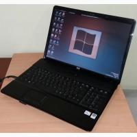 Игровой ноутбук HP 6830s с большим экраном 17 экран, 2ядра, 2гига