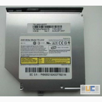DVD-RW/Multi ноутбука Samsung R523