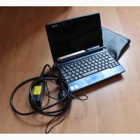 Маленький, производительный нетбук Acer Aspire ZG5. (батарея 1, 5часа)