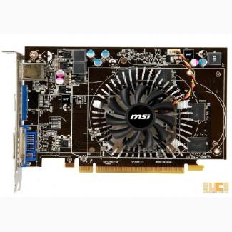 Видеокарта MSI HD6670 GDDR5 1024Mb/128bit