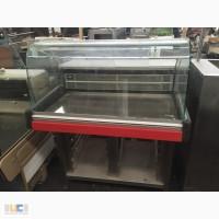 Продам холодильную настольную витрину бу