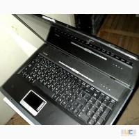 Продаю нерабочий ноутбук MSI L730 на запчасти