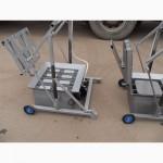Шлакоблочные станки для дома и малого бизнеса «НВС - 4»