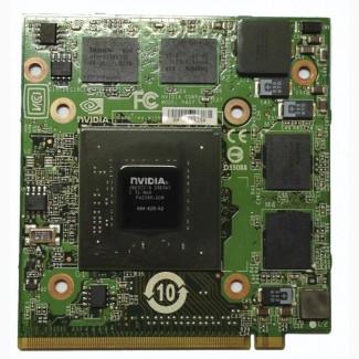 Видеокарта для ноутбука Nvidia Geforce 9500M GS 512mb