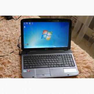 Надежный, игровой ноутбук Acer Aspire 5738ZG
