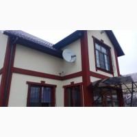 Установка спутникового ТВ и цифрового телевидения Т2 в Приморском районе г. Одессы