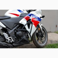 Багажные системы, боковые рамки, защитные дуги для мотоциклов