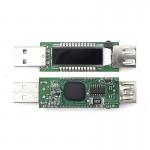 USB тестер KWS-V20 измеритель емкости, амперметр, вольтметр