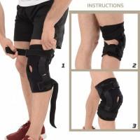 Бандаж, ортез, тутор на коленный сустав Gallant