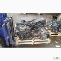Двигатель Ford Focus Fiesta Fusion