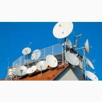Установка спутникового телевидения и цифрового телевидения Т2 в Киевском районе г. Одессы