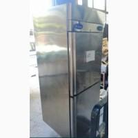 Шкаф холодильно-морозильный б/у LTH HZO 600DEZM 500 л. Италия