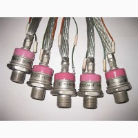 Продам диоды, мосты, оптроны тиристоры светодиоды отечественного и импортного производства