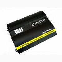 Автомобильный усилитель звука Kenwood MRV-905BT + USB 4200Вт 4х канальный + Bluetooth