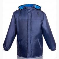 Куртка рабочая утепленная на флисе