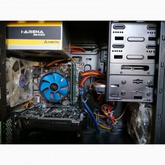 Продам б/у системный блок процессор Pentium g4600