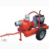 Мотопомпа Victor Pumps S 200 для откачки загрязнений
