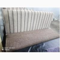 Продам диваны б/у двухсторонние светло-коричневого, серого цвета