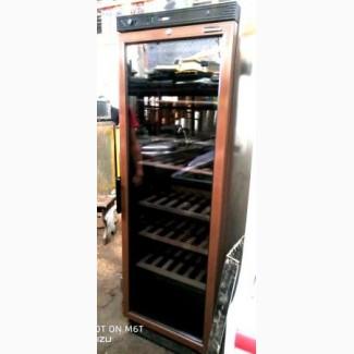 Шкаф холодильный для вина TEFCOLD CPV1380M б/у, в отличном состоянии