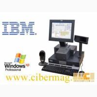 Кассовый терминал, ( полностью комплектное торговое место ) IBM